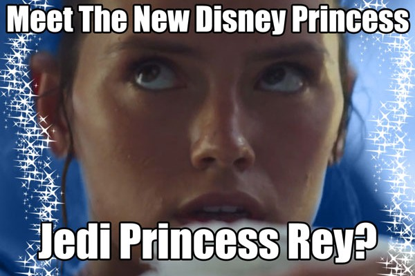 Meet the new Disney Princess