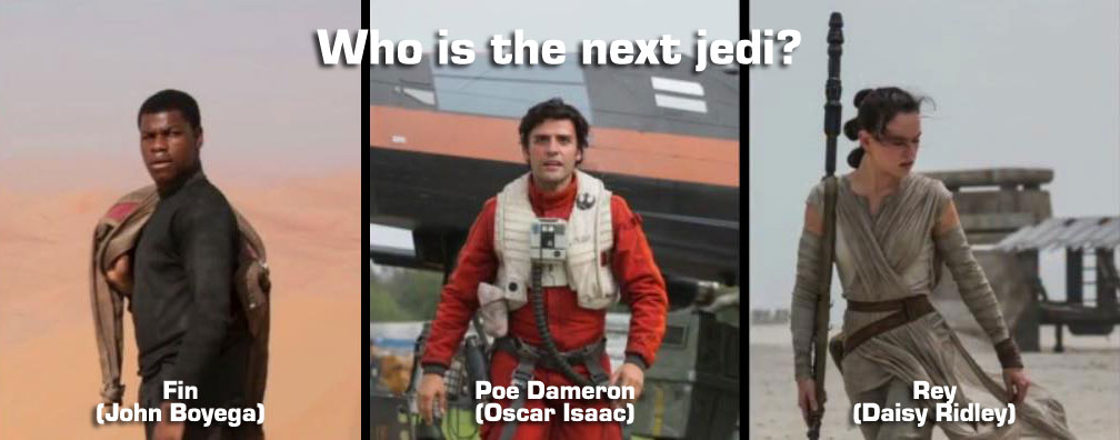 Who is the next Jedi?
