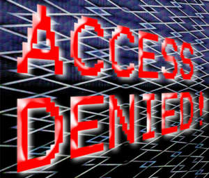 Access Denied for User ISPConfig